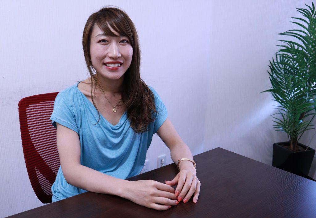 【柿本美沙さんインタビュー】