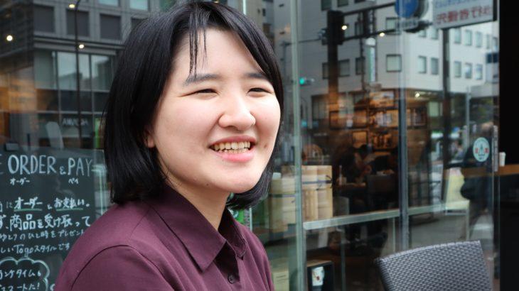 【中嶋亜美さんインタビュー】 自分が面白いと思う方向に進めばいい