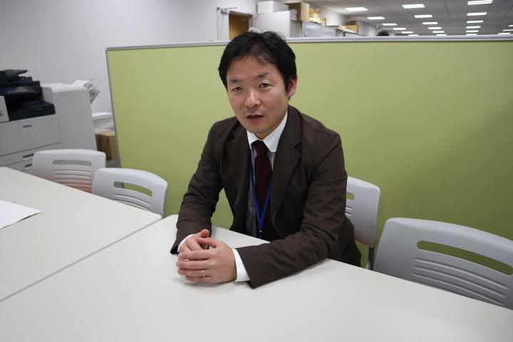 【土屋俊博さんインタビュー】