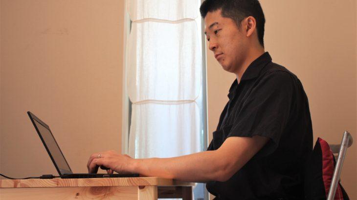 【山崎健一さんインタビュー】 試験勉強中に第3子が誕生! 家族でつかんだ合格